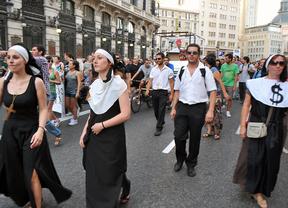 Cifuentes prohíbe una 'marcha atea' el Jueves Santo