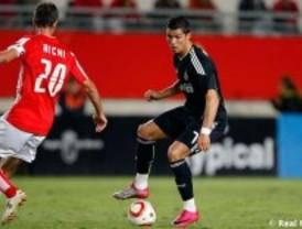 El Real Madrid no pasó del empate en su debut en la Copa del Rey
