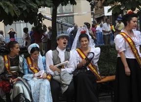 Madrid celebra el día grande de las fiestas de La Paloma