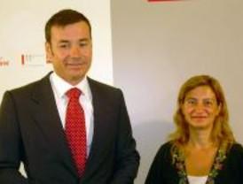 Gómez abogará porque el PSM ayude a la Asociación de víctimas del 11-M