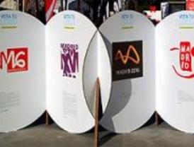 La selección española de baloncesto votó el logo de la candidatura olímpica