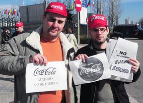 Los trabajadores de Coca-Cola no saben por qué cierra la planta de Fuenlabrada