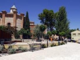 La Comunidad amplia la oferta de ocio de Villar del Olmo con una nueva zona verde