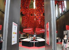 Matadero alberga la XIV edición del Salón Internacional del Libro Teatral