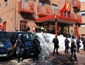 Los representantes vecinales de Cañada Real no fueron recibidos en la Junta de Vicálvaro