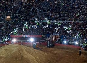Red Bull X-Fighters, los Sanfermines empiezan en Las Ventas