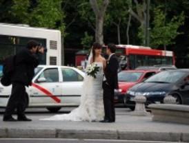 Casarse en la capital es 8.000 euros más barato que hace cuatro años