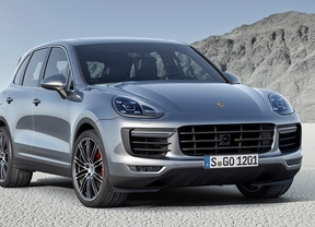 Porsche Cayenne, más dinámico y económico