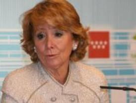La Comunidad descontará 158 euros del IRPF a las familias 'mileuristas'