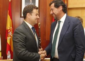 José de la Uz, nuevo alcalde de Las Rozas