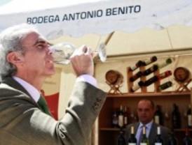 Colmenar de Oreja se llena de vino denominación de origen