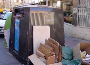 A Madrid le roban la cuarta parte del papel y el cartón que recicla