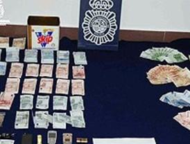 Detenida una mujer de 74 años y sus dos hijos por vender cocaína