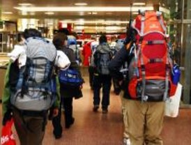 Los menores infractores parten rumbo a Santiago de Compostela