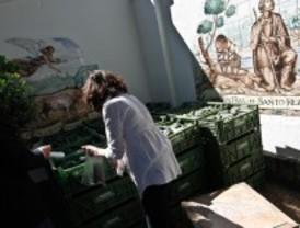 La Casa de Campo se convierte en un gran mercado al aire libre con productos madrileños