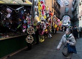 Una ruta por los mejores mercadillos navideños de Madrid