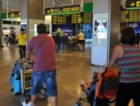 Los madrileños viajan un 1,3% más que en 2011