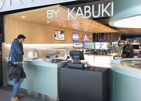 La cocina japonesa aterriza en Barajas