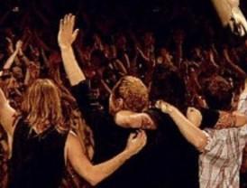 Foo Fighters en el Palacio de los Deportes