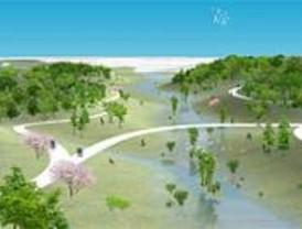 Arrancan las obras del Parque de la Gavia tres años después del concurso de la EMVS