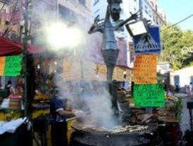 Arganzuela salva las fiestas de la Melonera