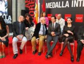 Tamara Rojo y Ángel Corella reciben los Premios de Cultura 2007
