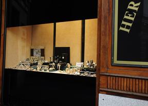 144 robos en joyerías madrileñas de enero a octubre