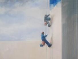 Las salas El Paso y Altamira acogen tres exposiciones de pintura y cerámica hasta el día 30