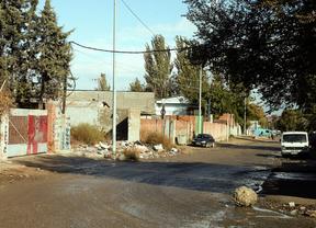 El sector VI de la Cañada, el primero en recibir atención social