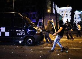 Doce de los detenidos de las 'Marchas de la dignidad', procesados por agredir a policías