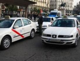 Los taxistas tendrán 363.000 euros para instalar sistemas de videovigilancia