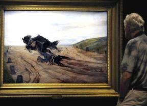 Macchiaioli, una exposición sobre realismo italiano