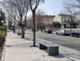 San Agustín estrena nueva avenida de Madrid