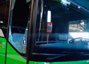 200 autobuses dañados en la huelga de Continental