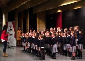 Unos 800 alumnos participan en el III Certamen de Corales Escolares