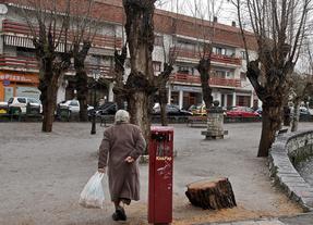 Un 14,7% de los madrileños, en riesgo de pobreza