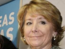 Aguirre insiste en que no presentará candidatura alternativa a Rajoy