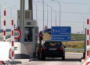 Las autopistas radiales madrileñas suman una deuda de 1.660 millones
