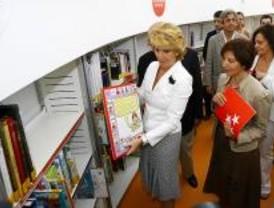 Vallecas estrena la primera de las 12 grandes bibliotecas para los distritos