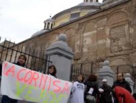 Protesta por el Plan para la Cornisa de San Francisco El Grande