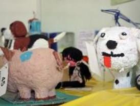 Este jueves se conocerán los ganadores del concurso de juguetes reciclados