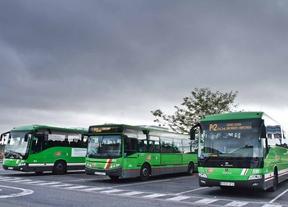 Los autobuses interurbanos costaron un 73% más de lo previsto en 2012