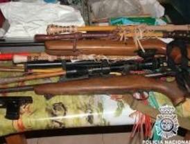 Detenida una banda de secuestradores y extorsionadores que operaba desde la Cañada Real