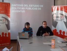 Madrid sólo destina el 0,12% de su presupuesto a los jóvenes