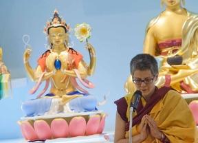 Un templo budista llega a Malasaña