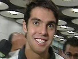 Kaká ya está en la capital