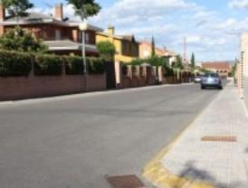 Meco remodela el Barrio de los Pintores