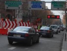 Esta semana se abren los carriles sobre el túnel de Santa María de la Cabeza