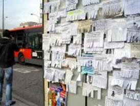 Madrid estudia instalar columnas de libre expresión