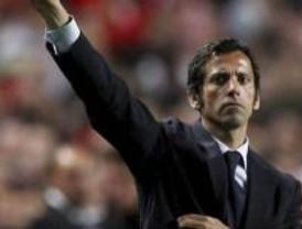 El Atlético presenta el lunes a Quique Sánchez Flores